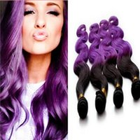 Wholesale Indian Human Hair China - China wholesale virgin brazilian hair sale , Unprocessed purple body wave human cheap unprocessed human hair weave