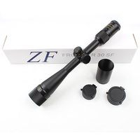 Wholesale Carl Zeiss Scope - 2017 Carl Zeiss 4-16X44 Golden Marking Optics Riflescope Hunting Scope Tactical Gear Red And Green Illumination Airsoft Air Rifle