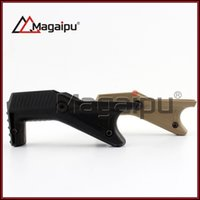 Wholesale Covers Rails - Magaipu Tactical pictinny rail handguard cover cobra tactical front grip foregrips nylon hunting shooting Free Shipping