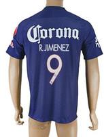 Wholesale american football jerseys wholesale - 2016 NEW American Soccer Jerseys Shirts away 9.JIMENEZ tops,Customized Thai Quality 24 O..PERALTA Football Jerseys,22 P.AGUILAR Soccer wear