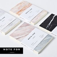 Wholesale Book Blank Pages - Wholesale- DIY Japanese Cute Notebook Silence 80 Pages Marble Designs A5 Blank Pages Note Book Journal Personal Diary Note Stationery 01603