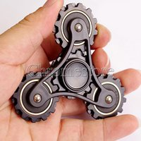 Wholesale Hand Chain Wheels - Limited Version New Fidget Toy Gear Chain Hand Spinner Finger Stress Relief Fidget Spinner Four Gear Wheels Spinning Decompression Toy Gifts
