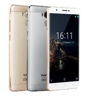 Wholesale Hd Max - Original Oukitel U16 Max Android 7.0 Smartphone MT6753 Octa Core 3G RAM 32G ROM 6.0inch HD Fingerprint 4000mAh 13.0MP