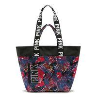 Wholesale Hot Girls Stockings - Hot New Fashion Pink letter handbag women Brand bags for girl Pink bags Shoulder Bag in stock