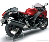Wholesale Hayabusa Fairing Injection - 4 Free Gifts New Hot ABS Plastic motorbike Fairing Kits 100% Fit For suzuki GSXR1300 Hayabusa 08 09 10 11 12 13 14 15 GSX-R1300 red black qw