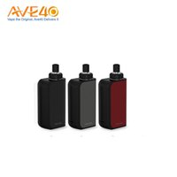Wholesale Used Tanks - Joyetech eGo Aio Box Mod Kit 2100mAh Battery Box with 2ml Capacity Atomizer Tank use BF SS316 0.6ohm MTL Core