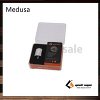 3.0ml original shaft - GeekVape Medusa RDTA Tank ml Adjustable Side Airflow Atomizer Short Shaft Section Innovative Drip Fill System Original