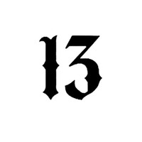 Wholesale Tattoo For Car - Hot Sale For Lucky Number 13 Vinyl Car Window Interesting Car Styling Decal Motorcycle Tattoo Sticker Art Decor