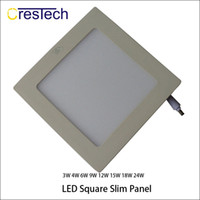 Slim pannello a LED Tipo incasso 15W 18W 23W Downlights commerciali Da Home Office Office Office Indoor Light