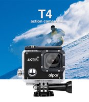 Aipal T4 Action Camera Remote Ultra HD 4K WiFi 2.0