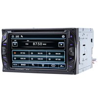 6.2 pollici 2 DIN Bluetooth V3.0 Car DVD Stereo Touch Screen 32GB lettore DVD SD Radio USB 168184901