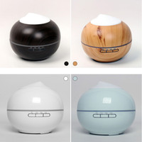 Wholesale Diffuser Shade - Essential Oil Diffuser Aroma Humidifier Diffuser 14 Color Shades Ultrasonic Quiet Cool Mist Aromatherapy 200ml