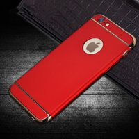 Wholesale Vivi Case - 3 in 1 Defender Case Matte Frosted Shockproof Electroplating Hard Plastic Back Cover Armor Case For Vivi X6 X7 X9 Plus X Play5 Play6