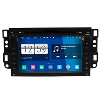 Wholesale Gps Dvd Aveo - Winca S160 Android 4.4 System Car DVD GPS Headunit Sat Nav for Chevrolet Aveo 2008 - 2010 with Wifi Radio Video OBD