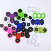 Wholesale XS Fingertips Gyro Shell Stents Focus Toys EDC Fidget Spinner Toy Austism ADHD Education Learning Toys Choice piece