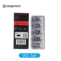 Wholesale Original Kanger Mini - Wholesale- 5pcs lot Original Kanger Subtank Vertical OCC Coil new design 0.5 1.2 1.5ohm fit for kanger subtank mini nano plus