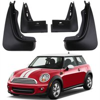 Wholesale Car styling Splash Guards Mud Guards mudguards Flaps fender Fit for Mini Cooper ONE R56
