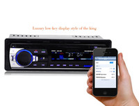 Hot Sale Bluetooth Car Stereo Audio Car 1 DIN In-Dash Radio FM Aux Input Receiver SD USB Lecteur MP3 avec emballage au détail