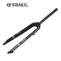 "Wholesale Mountain Bikes Brake Disc - TMAEX- Newest 26""  27.5"" Inch Mountain Bike Full Carbon Front Fork MTB Bicycle Disc Brake Carbon Fork 26er  27.5er"