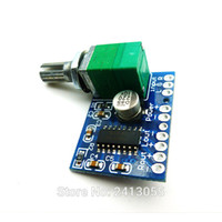Wholesale 5v Power Amplifier - PAM8403 Mini 5V Digital Small Power Amplifier Board (USB Supply)