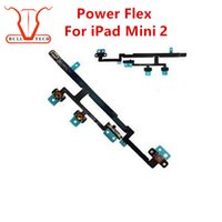 Wholesale Ipad Power Button - Power Button OnOff Volume Mute Control Switch Flex Cable Part For iPad Mini 2 DHL Free Shipping