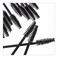 freie wimpernbürsten großhandel-Topselling Make-up Pinsel Wimpern Wimpern Mini Mascara Stäbe Applikator Einweg-Erweiterung kosmetische Werkzeuge BestSeller Kostenloser Versand