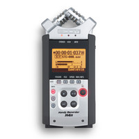 All'ingrosso-professionale portatile quattro tracce ZOOM H4Nsp Handy Recorder Ultra-Portable Digital Audio Recorder Microfono stereo Intervista reflex