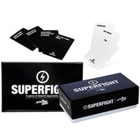 Wholesale Game Card Online - SUPERFIGHT 500-Card Core Deck Superfight card game bundle Super fight super card game playing cards online fighters