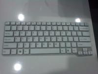 teclado pcg venda por atacado-Nova substituição para Sony PCG-61111L PCG-61111T 148755521 9J.N0Q82.B01 Teclado branco EUA sem fram