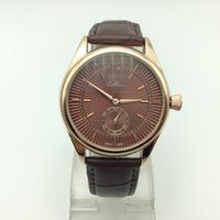 Wholesale Time Zone Wrist Watches - High Quality AAA Clock For Men Business Watch Brand Luxury Christmas Gift Quartz Wrist watch reloj hombre montre Mens Leather Watch Classic