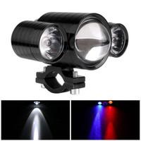 Wholesale Best Headlights - Best selling Motorcycle led headlight U10 20W led daytime running motorcycle accessaries 12V -80v U10 led lights