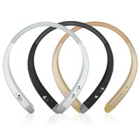 Wholesale hbs bluetooth wireless resale online - HBS Bluetooth Headphone Earphone For HBS913 Sports Stereo Bluetooth Wireless HBS Headset Headphones For Iphone Universal Phones