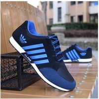 Wholesale 2017 Newest Men Outdoor Air Walking Shoes Breathable Fashion Mens Driving casual shoes Classic male sneakers shoes Size