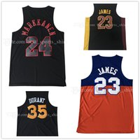 LeBron James Jersey Curry Lauri Markkanen Zach LaVine 2017 New Draft Pick  Mens Home Orange black Basketball Jerseys Uniform ... 89a5bac10
