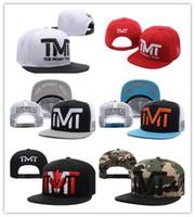Wholesale Full Money - Newest Arrival Wholesale-Full black the team money Snapback caps hiphop adjustable hat men & women classic baseball Hats Cheap