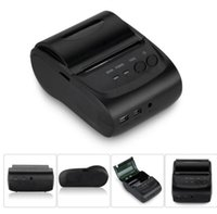 Wholesale Bluetooth Wireless Pocket Photo Mobile Thermal printer Receiving Printer mm for Android IOS