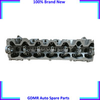 Wholesale Diesel auto parts RD28 T engine cylinder head for Nissan Patrol GR cc TD AMC