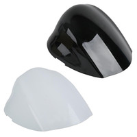 Wholesale Motorcycle Rear Cowl - New 2 Different Style Motorcycle Pillion Rear Seat Cover Cowl for Suzuki Hayabusa GSXR1300 1996-2007