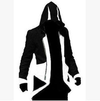 Wholesale Mens Creed Jacket - Hot XS-XXXL Cosplay Coat Fashion Assassins Creed 3 III Connor Kenway Hoodies mens Jackets  Coat 12 colors Good COS Game Outwear