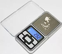 Wholesale G Foods - Food Scale Mini Pocket Digital Scale Electronic LCD Display scale 200g*0.01g Weighing Scales Balance g oz ct tl