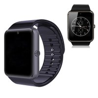Hot Sell GT08 Smart Watch Telefone barato Bluetooth Smart Watches para Samsung Galaxy Android Smartphone Podómetro