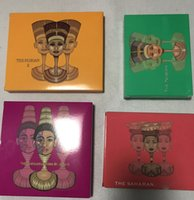 Wholesale Shadow Palette Pcs - 1 PCS HOT Makeup nubian Eyeshadow Palette 16 Colors Eye Shadow Palette FREE shipping
