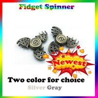 Wholesale Oem Toys - Rainbow Fidget Spinner Colorful EDC Gyro Toys Hand Spinner Fidget Aluminum Fidget HandSpinner Adults Finger Spinning OEM Accept