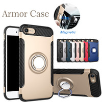 nuevos teléfonos móviles samsung al por mayor-Anillo Soporte para teléfono para automóvil Soporte de soporte para teléfono celular Soporte magnético para el NUEVO iPhone 9 X XS Plus 8 Plus Samsung Note 9 S9 Plus J7 Prime