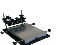 Wholesale Pcb Stencils - PCB SMT stencil printer S size 300x240mm Manual solder paste printer
