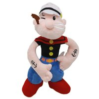 Wholesale Love Doll Free Movie - Popeye, plush toys, dolls, anime dolls, dolls, Popeye sailor birthday gifts, love spinach, plush dolls free shipping