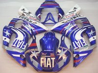 New ABS bike Kits de carenagem 100% para YAMAHA YZF-R6 98-02 YZF600 1998 1999 2000 2001 2002 carroçaria set FIAT