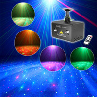 Wholesale Aurora Led - Mini RG Red Green Dot Projector Stage Equipment Light 3W RGB LED Mixing Aurora Effect DJ KTV Show Holiday Laser Lighting LL-100RG