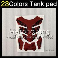 Wholesale Rgv Vj23 - 23Colors 3D Carbon Fiber Gas Tank Pad Protector For SUZUKI RGV250 VJ21 VJ23 RGV 250 88 89 90 97 98 1988 1989 1997 1998 3D Tank Cap Sticker