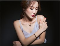 Wholesale Forever Days - New screws never lose style silver 18k rose gold 316L stainless steel forever lovers screw bangle bracelet without screwdriver